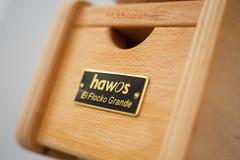 Зернодавилка электрическая Hawos El Flocko Grande