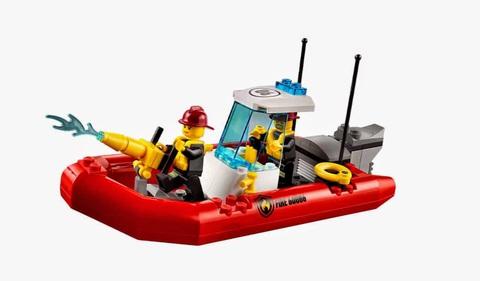 LEGO City: Набор для начинающих 60086 — City Starter — Лего Сити Город