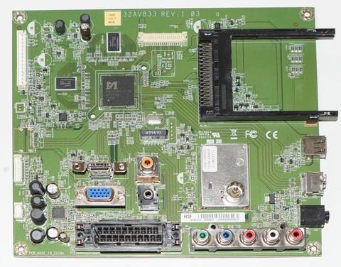 Mainboard 32AV833 Rev:1.03 телевизора Toshiba 42HL833R