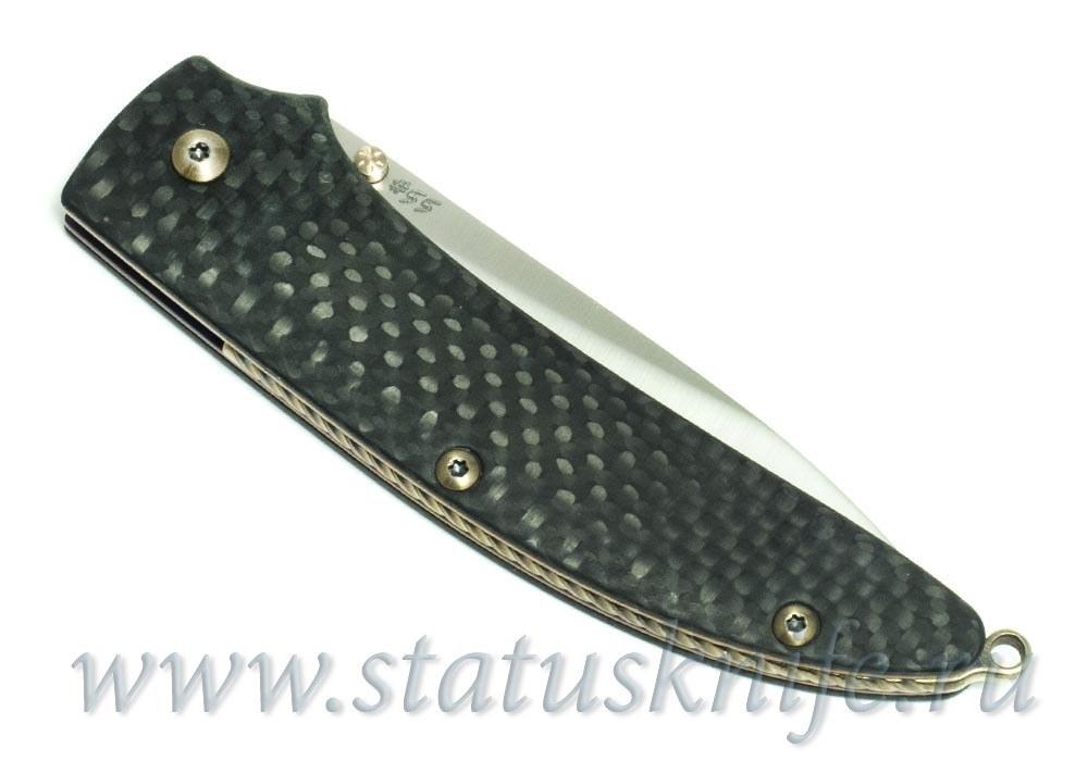 Нож Benchmade  480-81 Shoki Gold Class - фотография