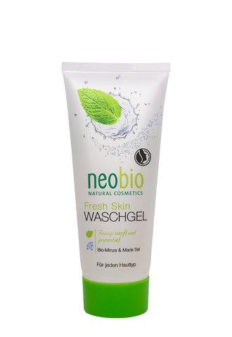 NEOBIO Fresh skin очищающий гель