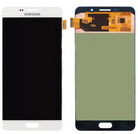LCD SAMSUNG A7 2016 A710H + Touch White OLED MOQ:5