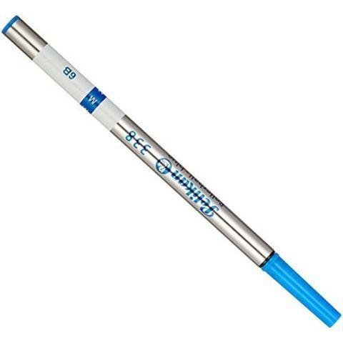 Стержень роллер Pelikan 338 F (PL908467) F 0.7мм синие чернила для ручек роллеров