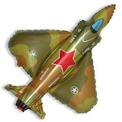 F Мини-фигура Супер истребитель Военный, 14