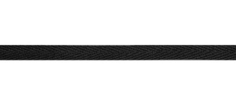 Лента киперная 10 мм, 100 м, черный