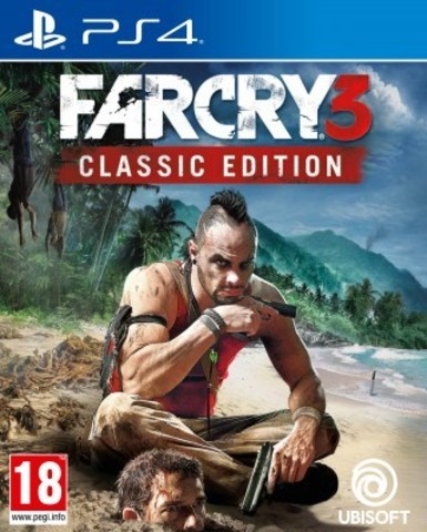 Far Cry 3: Classic Edition (PS4, русская версия)