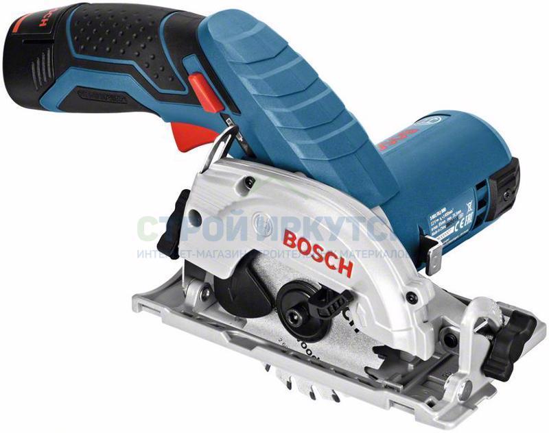 Пилы циркулярные Аккумуляторная циркулярная пила Bosch GKS 12V-26 (06016A1001) 72e1c2d439669b0457eddd35f66fc614