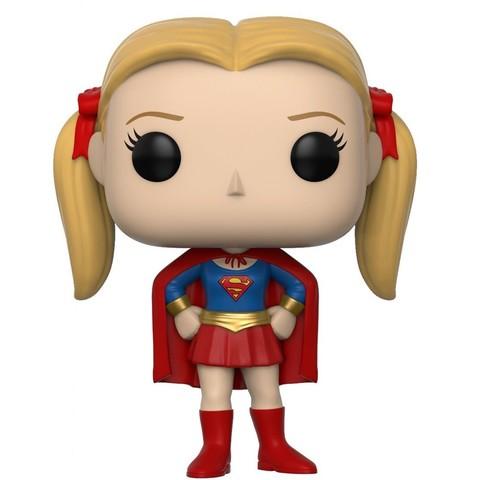 Фигурка Funko POP! Vinyl: Friends W2: Phoebe as Supergirl 32749