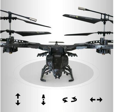 Аватар ударный вертолёт AT-99 на радиоуправлении