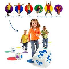 LER1883 Развивающая игрушка Ну-ка, повтори (напольная) Learning Resources