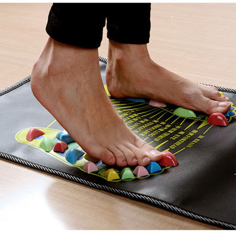 Массажный коврик для ног Foot massage
