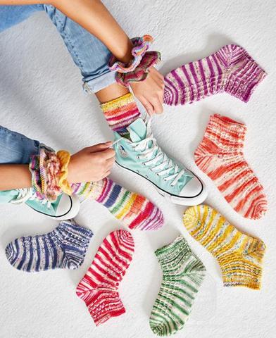 Lana Grossa Hand Dyed 02 журнал