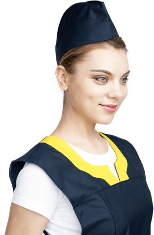 Униформа НИКА-Ю синий