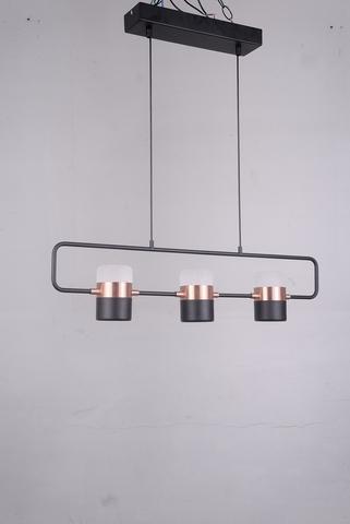 люстра Ling PL3 Copper