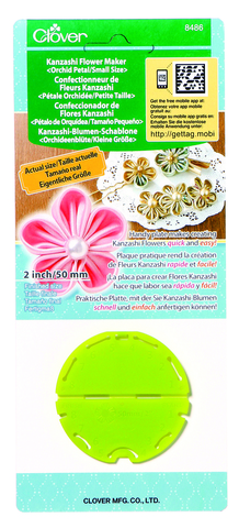 Цветы Kanzashi