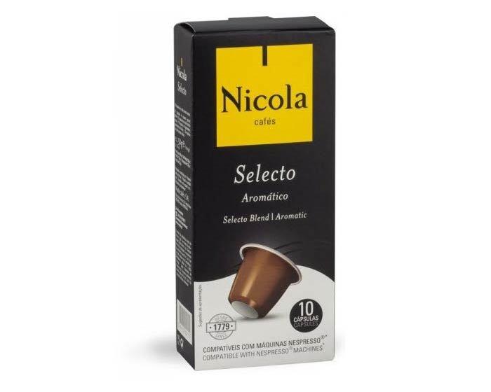 Кофе в капсулах Nicola Selecto