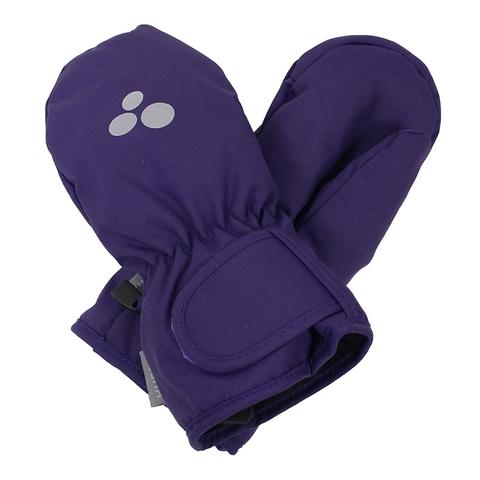 HUPPA LIINA зимние детские варежки фиолетовые