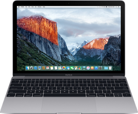 Apple MacBook Mid 2017 (MNYF2) (Intel Core m3 1200 MHz/12