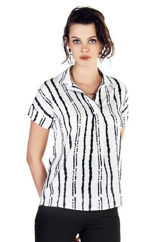 Блузка для беременных 10231 экри