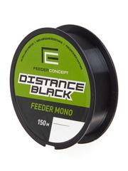 Леска монофильная Feeder Concept Distance Black 150 м, 0.22 мм