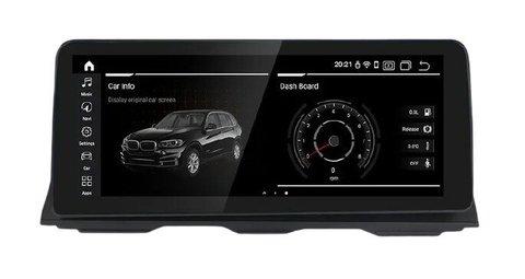 Монитор для BMW 5 F10/F11 2010-2013  Android 10 4/64GB IPS 4G модель XN-B1008H