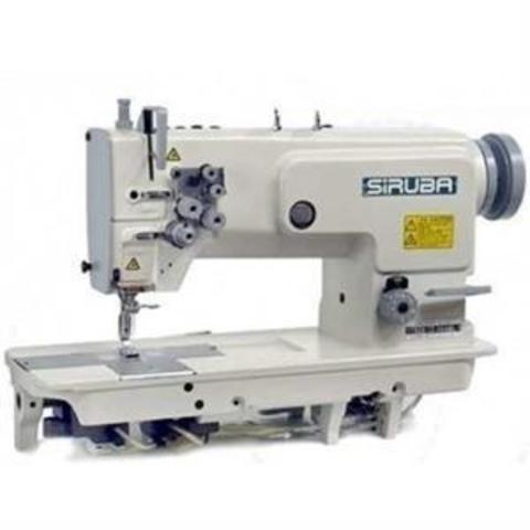 Универсальная двухигольная швейная машина Siruba T828-72-064HL | Soliy.com.ua