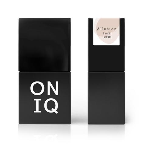 OGP-173 Гель-лак для покрытия ногтей. Allusion: Limpid beige