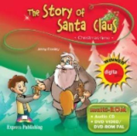The Story of Santa Claus. Multi-rom