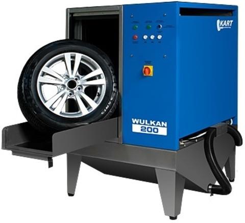 Мойка для колёс Kart Wulkan 200
