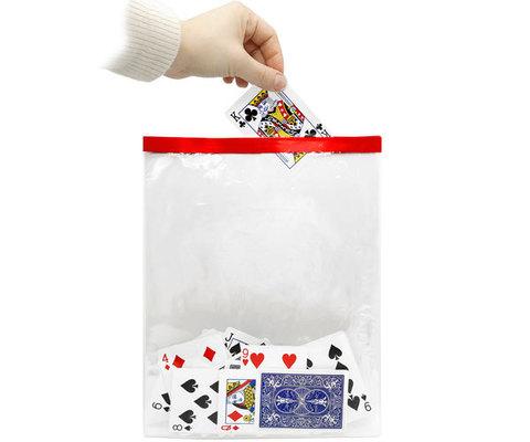 Сумка для форсирования Clear Force Bag (прозрачная)