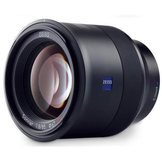 Carl Zeiss Batis 1.8/85 E Объектив для камер Sony (байонет Е)