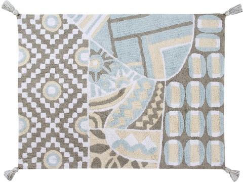 Ковер Lorena Canals Indian Bag Grey/Blue (120 x 160)