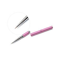 TNL, Кисть для гель-краски, темно-розовая