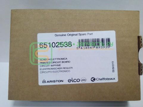 Электронная плата для водонагревателя Ariston (Аристон) 65102538