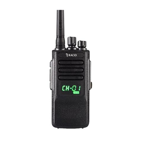 Цифровая УКВ радиостанция Racio R810 IP67