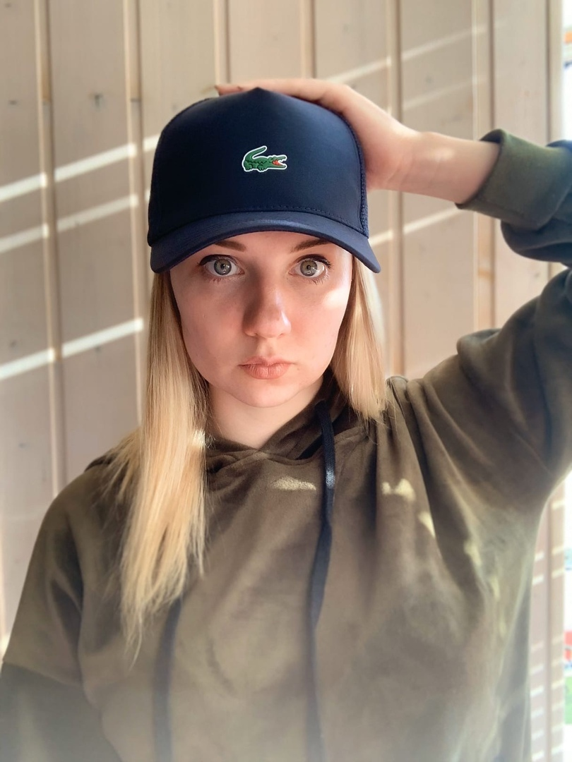 Кепка Lacoste 286108si