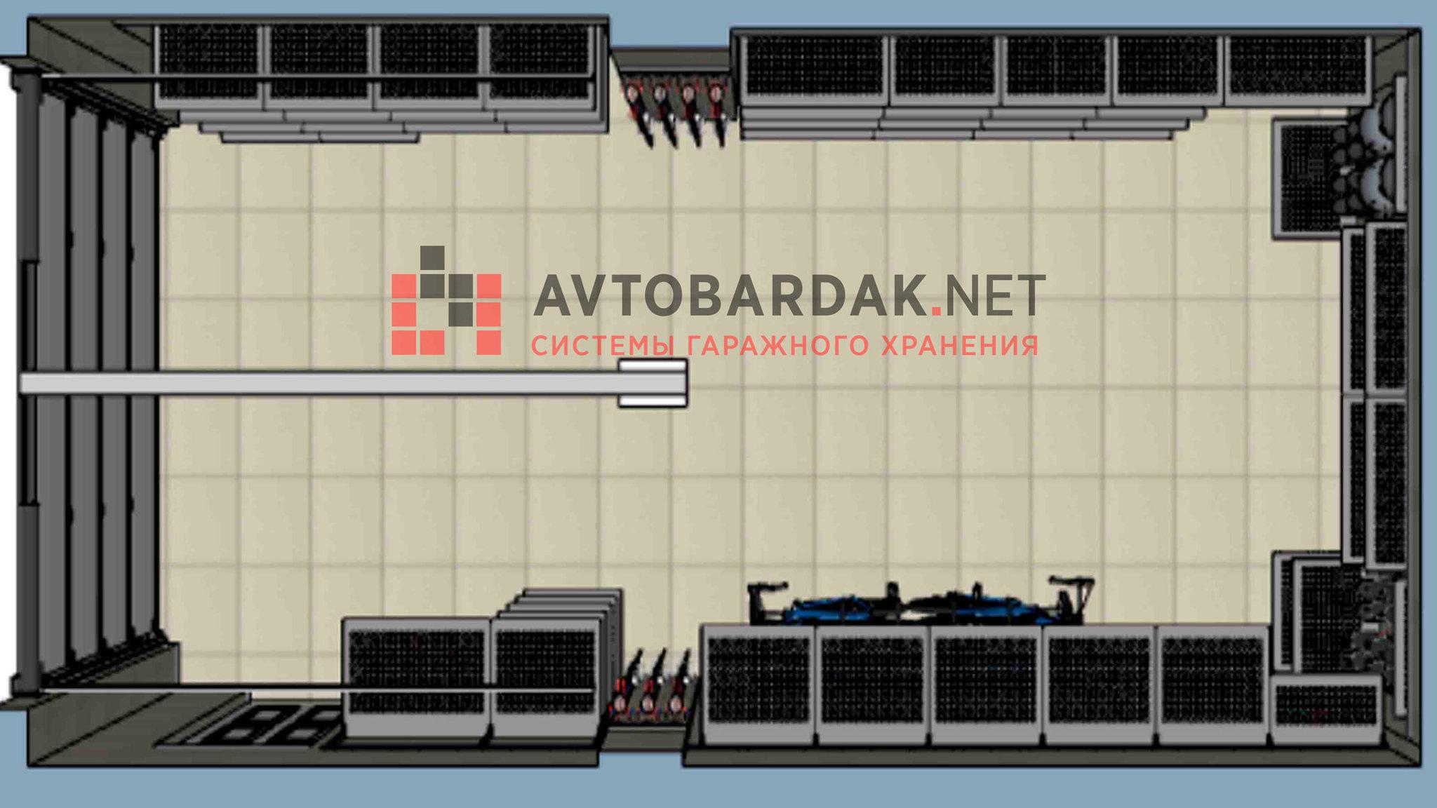 Проект гаража  16757 (скоро)
