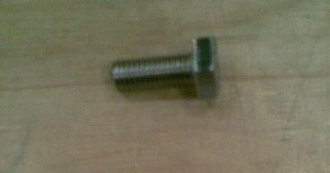 26155153 Комплект шурупов M 10 х 25 мм нерж.