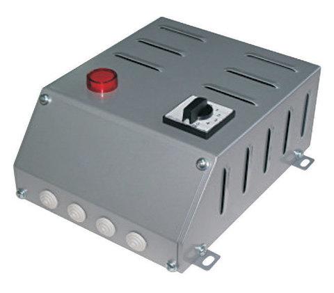 Регулятор скорости Shuft SRE-D-2,0-T трехфазный пятиступенчатый с термозащитой (в корпусе)