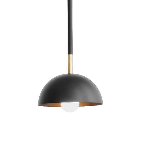 Подвесной светильник копия Beaubien Simple Shade by Lambert & Fils D25