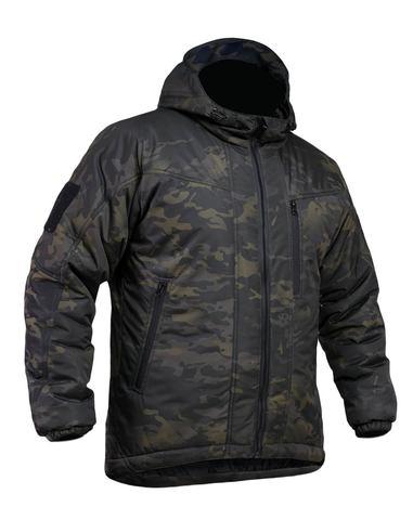 Куртка «Циклон» мультикам черный