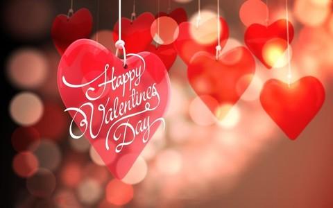 Печать на сахарной бумаге, День Влюбленных 21