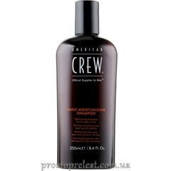 American Crew Relaunch Daily Moisturizing Shampoo - Шампунь увлажняющий для ежедневного использования 250