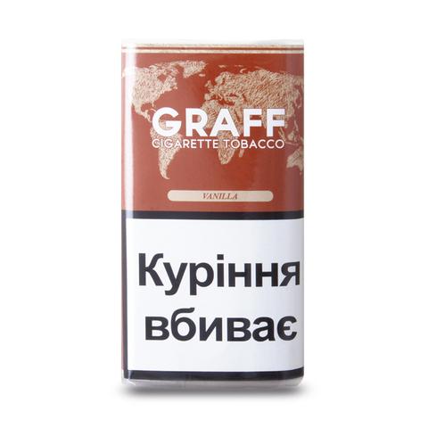 Табак для самокруток Graff Vanilla
