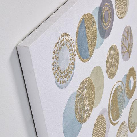 Картина Simple 60х60 пергамент