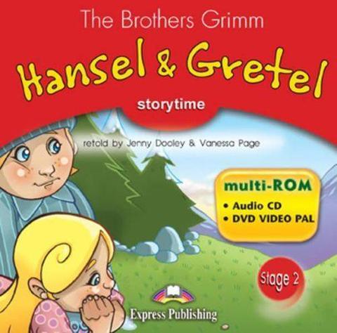 Hansel & Gretel. Мulti-ROM
