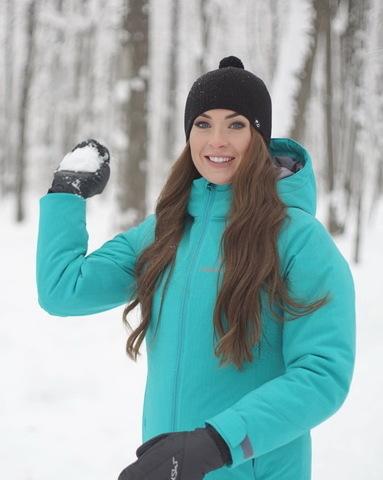Утепленная куртка Nordski Pulse Malachite W женская