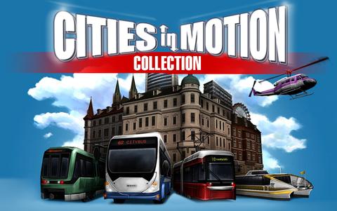 Cities In Motion - Collection (для ПК, цифровой ключ)