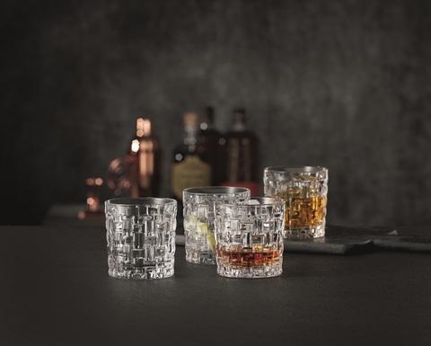 Набор из 4-х стакана для виски