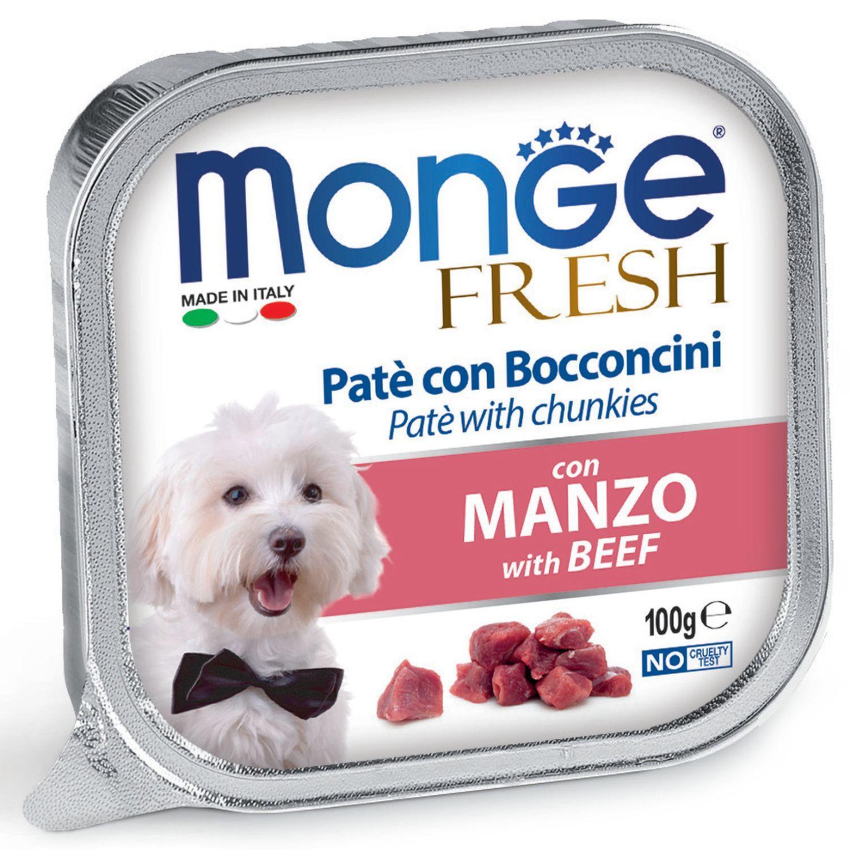 Monge Паштет для собак Monge Dog Fresh говядина 70013079_1.jpeg